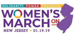 Trenton New Jersey Women's March 2019