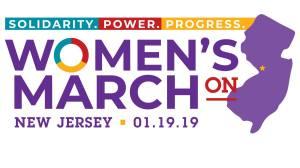Trenton New Jersey Women's March 2019